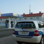 水素ステーションと燃料電池自動車(FCV)