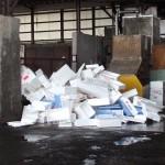 さまざまなリサイクル処理